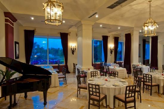 Grand Velas Riviera Nayarit: Lucca Restaurant - Italian Cuisine