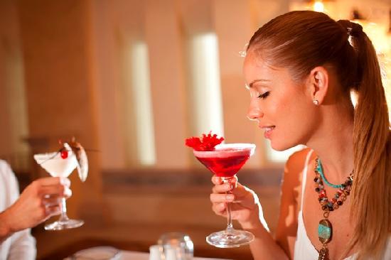 Grand Velas Riviera Nayarit: Enjoy a traditional Margarita!