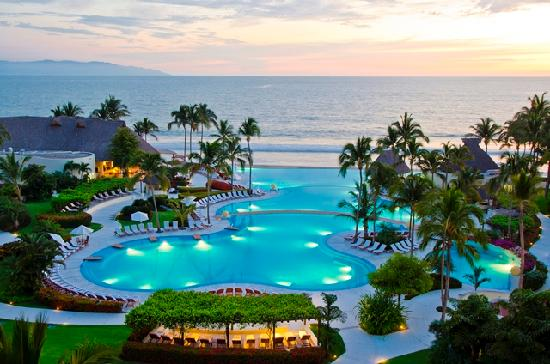 Grand Velas Riviera Nayarit: Swimming Pool