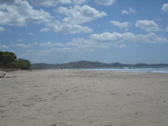 Sol y Luna Lodge: Playa Grande perfecta para descanso, sol, mar y atrardeceres hermosos