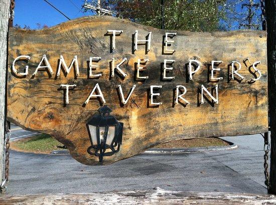 The Gamekeeper's Tavern : The Gamekeepers Tavern
