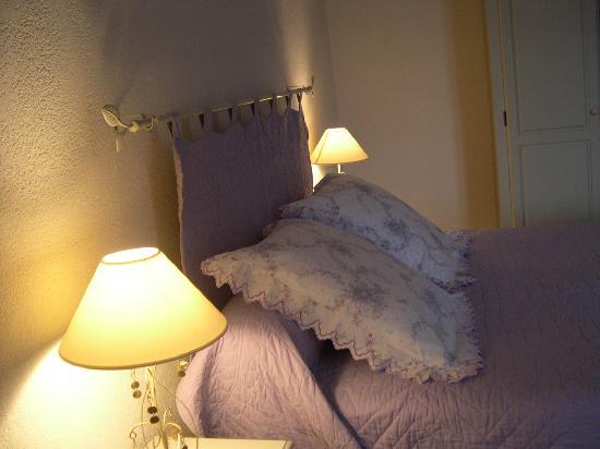 Au Moulin Brun : chambre Amélie