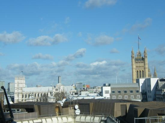 DoubleTree by Hilton London - Westminster: views from room...