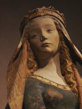 Musee des Augustins: Sculpture polychrome.