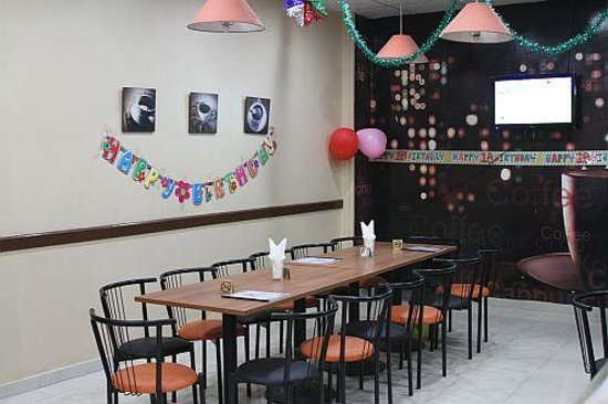 Baladina Cafe : Birthday party at Baladina