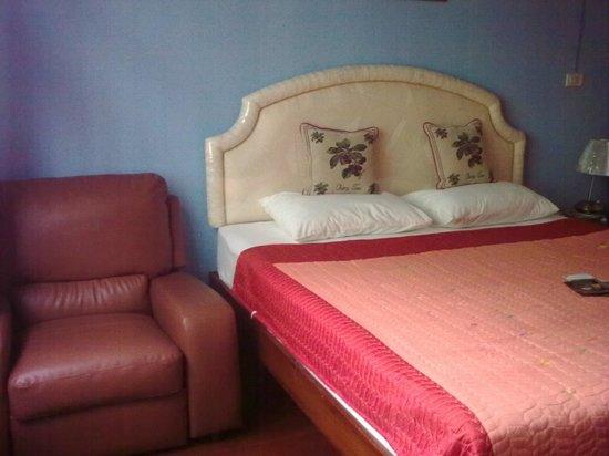 PR Place Boutique Apartment: bedroom