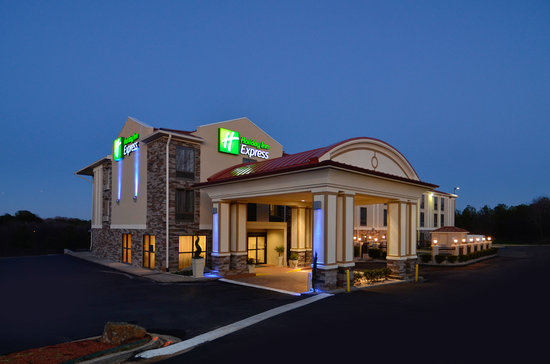 Holiday Inn Express Stone Mountain: Exterior