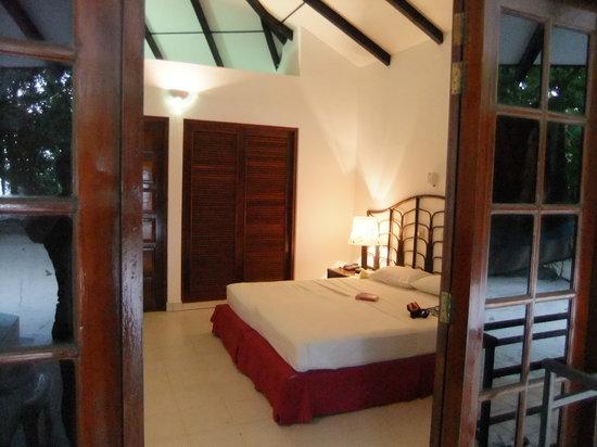 Embudu Village: notre chambre