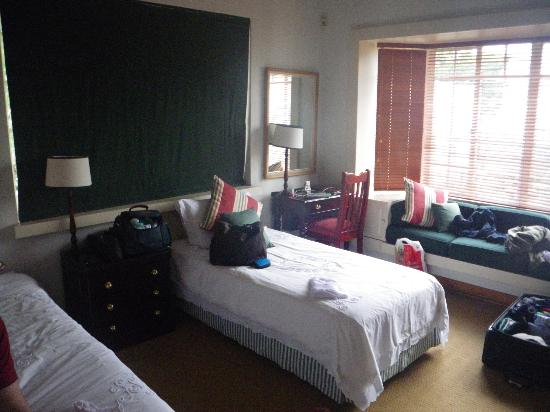 Melville Manor Guest House: bedroom