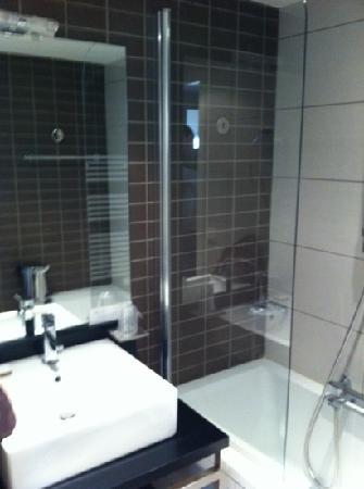 Hipark Grenoble : salle de bain