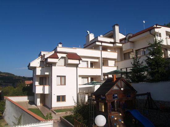 Slivnitsa, Bulgaria: Our Hotel