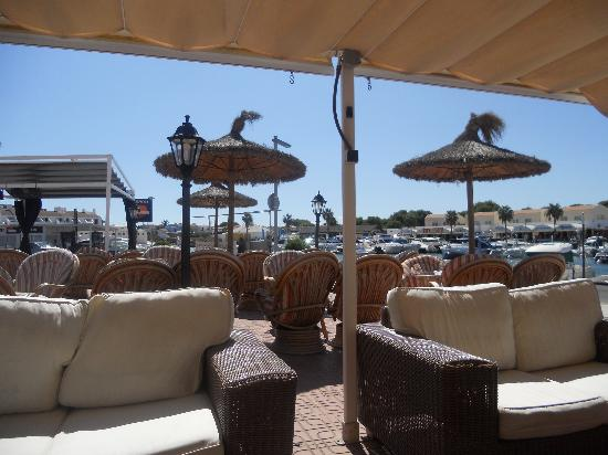 Marinda Garden Aparthotel: flamingo bar