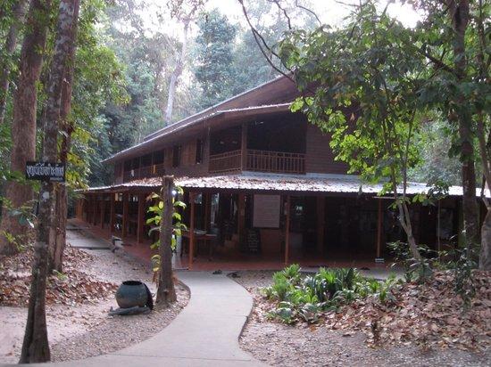 Ubon Ratchathani, Thailand: le centre principal