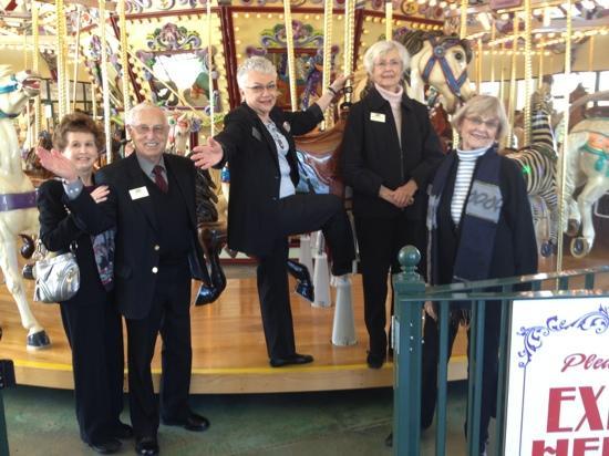 Salem's Riverfront Carousel: Salem Ambassadors
