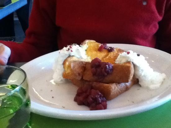 Jam: french toast