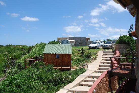 Island Vibe Jeffrey's Bay : Außenbereich2