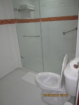 Sol Caribe San Andres: Bathroom
