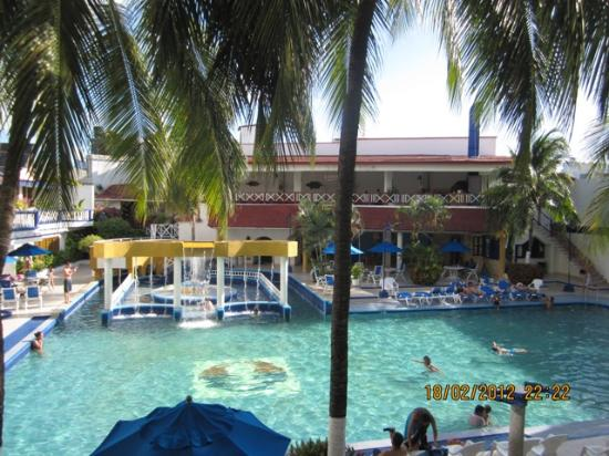 Sol Caribe San Andres: Swimming pool
