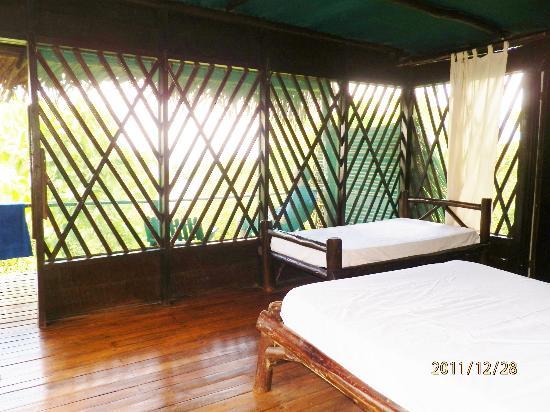Punta Marenco Lodge: Punta Marenco rooms sleep 3, 4 or 5