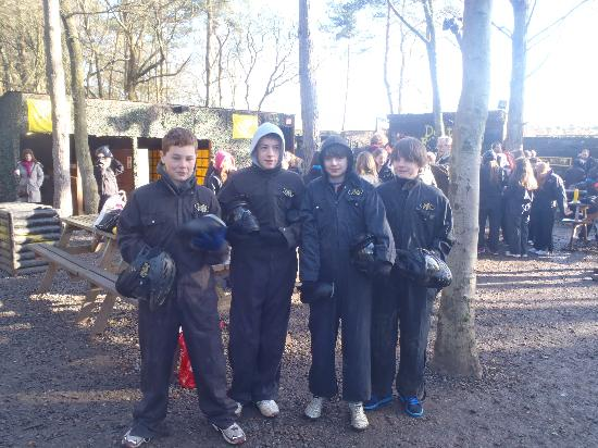 Delta Force Paintball : Awesome Time