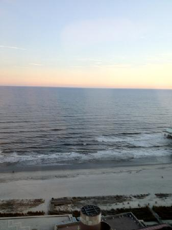 Bally's Atlantic City : great view from 4133