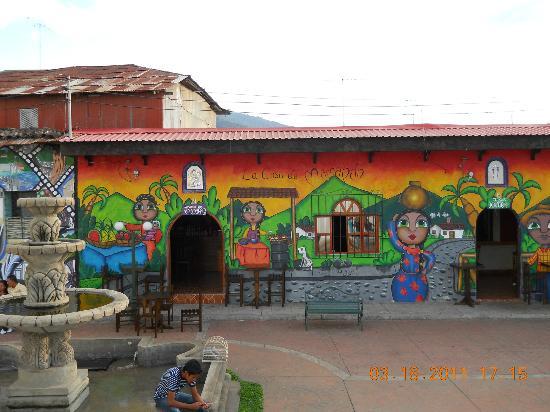 Tipicos Carlita : El restaurante