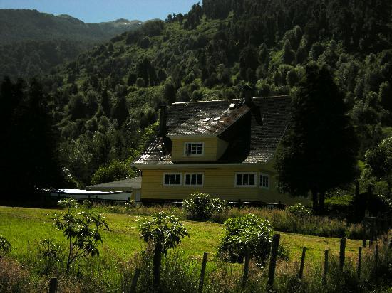 Casa Ludwig : Dalla strada