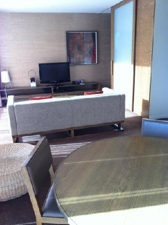 Hilton Melbourne South Wharf: 2 BR suite