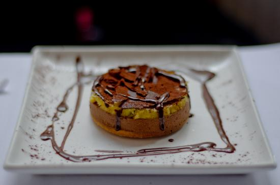 de Buhne: Triple chocolate pie