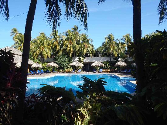 Hotel Granada: Hotel pool