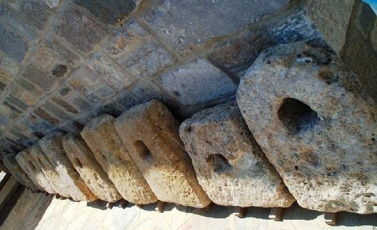Bodrum Museum of Underwater Archaeology: These were used as ballast on ancient ships.