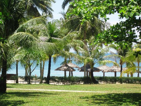 Mai House Resort: beach front mai house