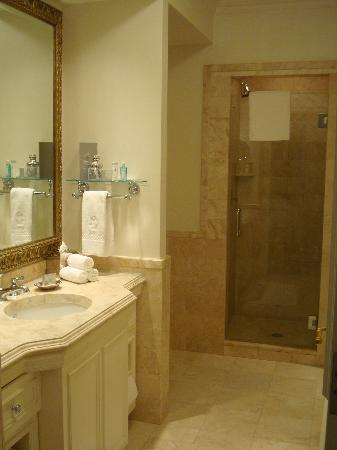 The Ritz-Carlton, Washington, DC: Bathroom