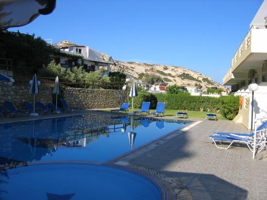 Hotel Zafiria: Nice pool