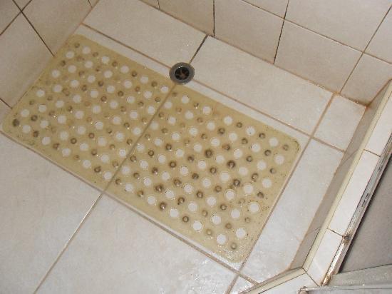 أوشنز ساليبيا نيتشر ريزورت: shower