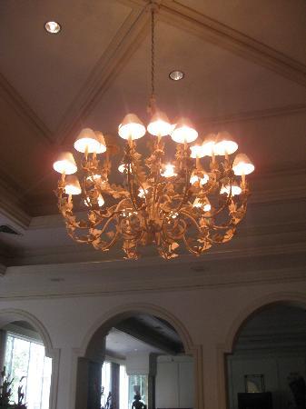 Unipark Hotel: El lobby