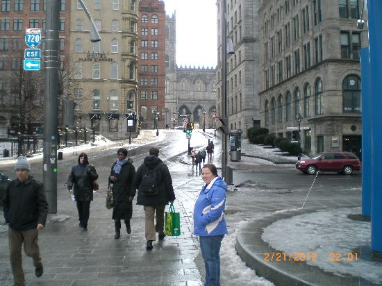 Old Montreal: Vieux Montreal