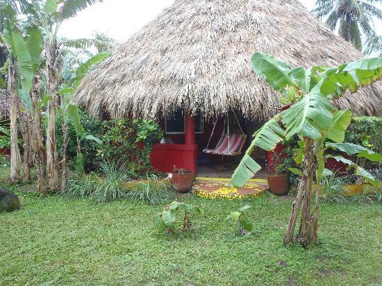 Paraiso Beach Hotel: Cabana
