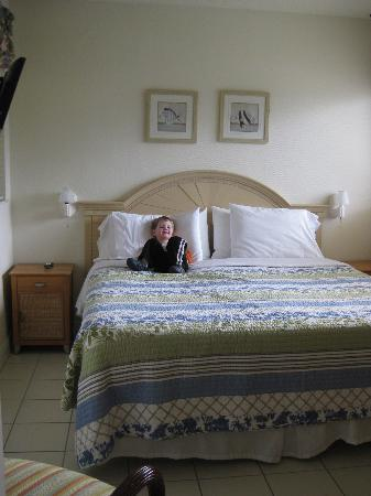 Windjammer Resort: Bedroom