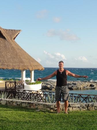 Hard Rock Hotel Riviera Maya: lovely grounds