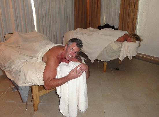 Hard Rock Hotel Riviera Maya: spa treatments