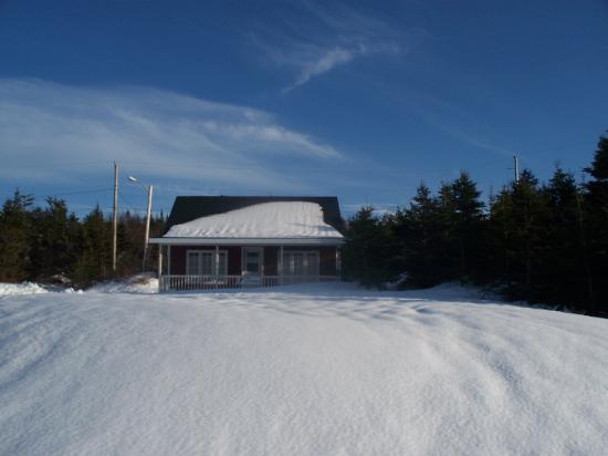 Whiteway, Canadá: Osprey Cabin