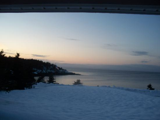 Whiteway, Canadá: View at Sunset