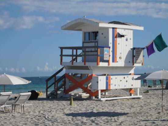 South Seas Hotel Beach Hut