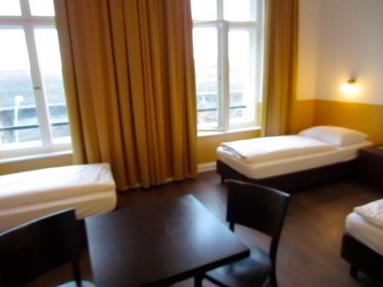 Grand Hostel Berlin: Room
