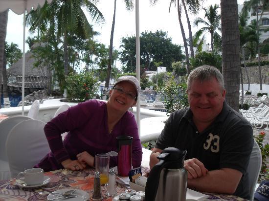 El Palmar: Breakfast