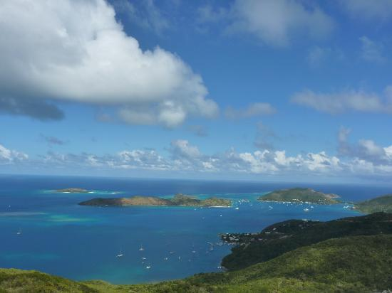 Rosewood Little Dix Bay: View From Hog Heaven - Go There