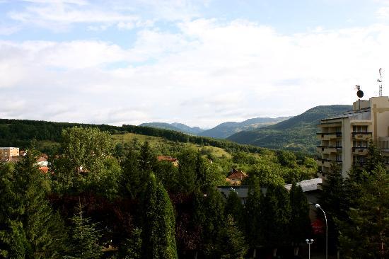 Germisara Hotel Resort & Spa: View from Germisara room