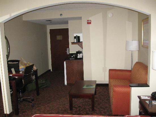 Comfort Suites Dulles Airport: Room
