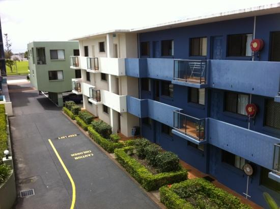 Harbour Side Resort: apartments